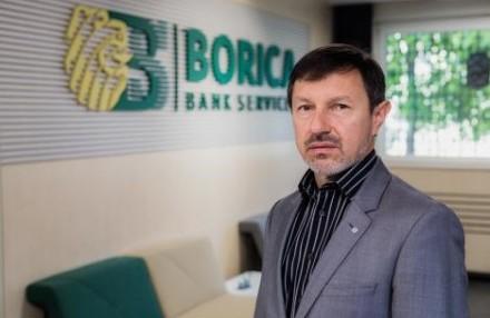Мирослав Вичев: Безконтактните технологии и мобилните разплащания са приоритет в услугите на БОРИКА