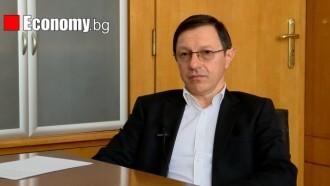 Мирослав Вичев: Рано е да мислим, че някой може да измести банките