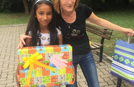 Честит рожден ден, SOS Детски селища!