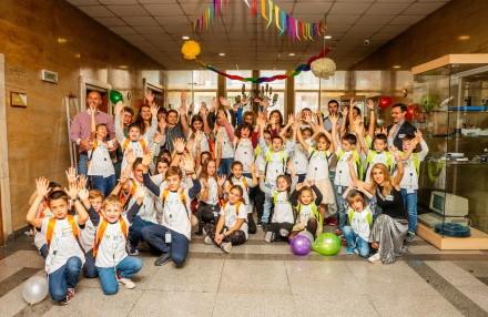 БОРИКА отвори врати за децата на своите служители