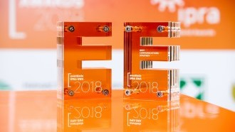 CSR кампания на БОРИКА с първо място на конкурса Eventiada IPRA Golden World Awards 2018 в Москва