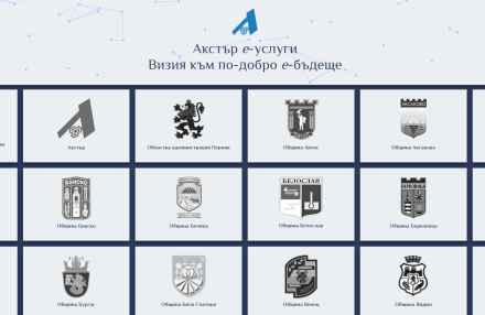Клиентите на Облачен КЕП B-Trust - с достъп до електронните услуги на 54 български общини