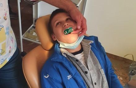 БОРИКА АД осигурява ортодонтско лечение на 20 деца с увреждания, лишени от родителски грижи
